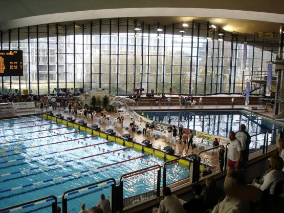 Piscine olympique luxembourg
